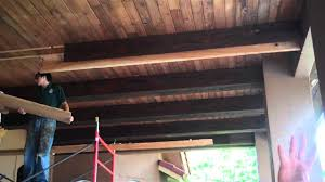 lanai porch beautiful outdoor tongue and groove ceiling youtube