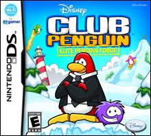 club penguin gift card club penguin elite penguin for nintendo ds gamestop