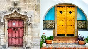 doortraits beautiful doors of the world photos the weather