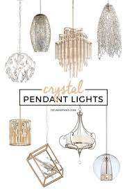 best 25 crystal pendant lighting ideas on pinterest decanter