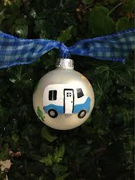 rv trailer happy cer ornament rv travel personalized