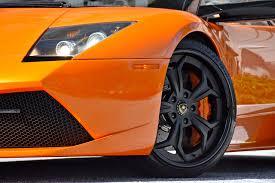 Lamborghini Murcielago Orange - 2007 lamborghini murcielago lp640 roadster lp640 roadster stock