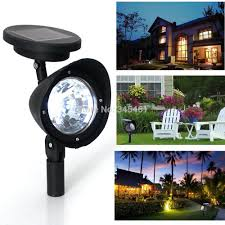 Solar Yard Lights Not Working - 2015 new generation bright 4 leds solar spot lamp emergency