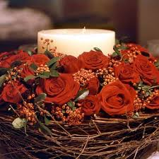 candle arrangements flower arrangements contemporary arrangements and centerpieces