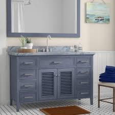 55 Bathroom Vanity 51 55 Bathroom Vanities You Ll Wayfair