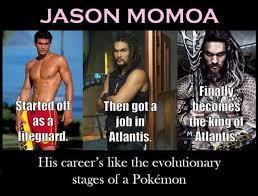Meme Jason - dopl3r com memes jason momoa as a hieguard then got a becomes