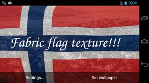3d norway flag android apps on google play