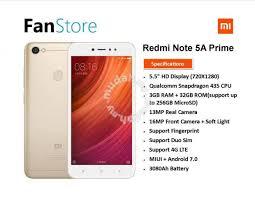 Redmi Note 5a Ori Redmi Note 5a Prime Mi Malaysia Warranty Mobile Phones