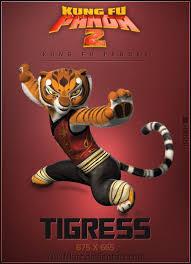 kung fu panda 2 icon tigress yanniart deviantart