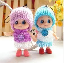 baby keychains jg714 kawaii clown doll keychain in winner dressing chimong