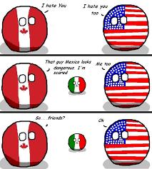 Usa Memes - canada better than usa meme by rodr1got memedroid
