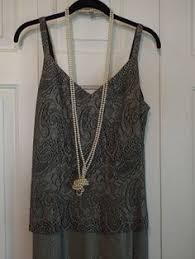vintage maxi jean dress floral design my etsy shop pinterest