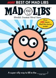 hanukkah mad libs books mad libs