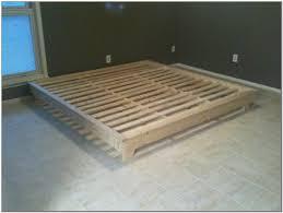 king size platform bed plans with storage beds home design