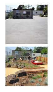 Oakland Landscape Supply by Bay Friendly Schoolyard Opens At Sequoia Elementary In Oakland