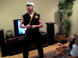 Karate Kid Costume Johnny Lawrence Cobra Kai Costume Youtube