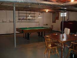 Ideas For Finished Basement Finished Basement Ideas Low Ceiling And Basement Lighting Ideas