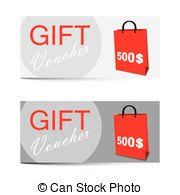 500 dollar gift card 500 dollars the five hundreds dollar banknotes isolated on