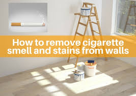 how to remove odor from wood cabinets how to remove cigarette smell and stains from walls the flooring