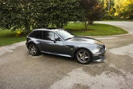 bmw z3 m coupe s54 2002 bmw z3 s54 m coupe steel gray