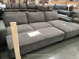 top 66 awesome sectional couch costco power reclining leather sofa