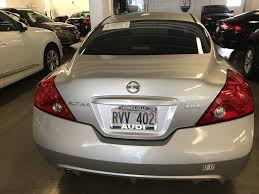 nissan altima coupe under 11000 nissan altima in honolulu hi for sale used cars on buysellsearch