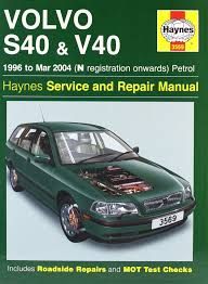 v olvo volvo s40 and v40 petrol mark coombs 9781844250769 amazon com