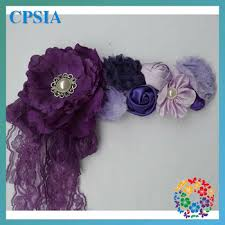flowers for headbands s day flower belt for kids wholesale flowers for