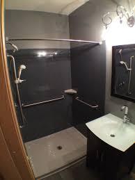 Onyx Shower Base Custom Onyx Bathroom Mobility Products In St Paul Mn