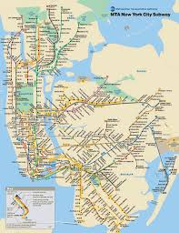 La Subway Map New York City City Subway Maps World Map Photos And Images