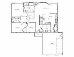single level house plans superb single level home plans 6 one level house plan single
