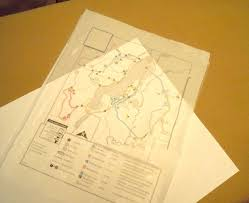 paper maps print waterproof plastic maps 12 steps with pictures