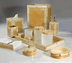 bathroom decorative accessories luxury gold bathroom accessories