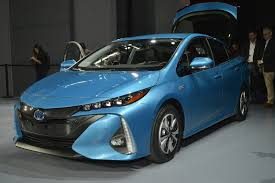 cool hybrid cars toyota primes its new 120mpge plug in hybrid prius