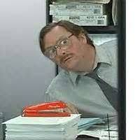 Office Space Stapler Meme - office space quotes stapler profile picture quotes