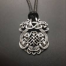 aliexpress necklace pendants images Buy viking jewelry silver celtic dragon necklace jpg