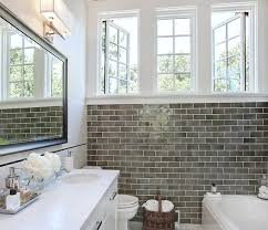 Subway Tiles In Bathroom Subway Tile Shower Ideas Few Subway Tiled Bathrooms I Cannot Get