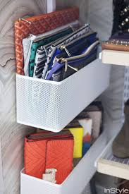 Small Closet Organization Pinterest by Best 25 Small Closet Storage Ideas On Pinterest Organizing