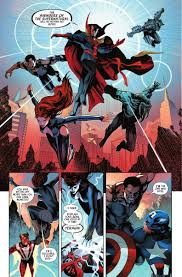 uncanny avengers of the supernatural debut in uncanny gen discussion