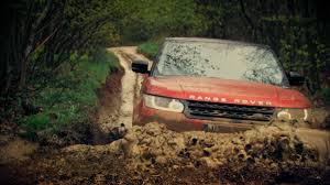 range rover modified red range rover sport review mud and track top gear series 20