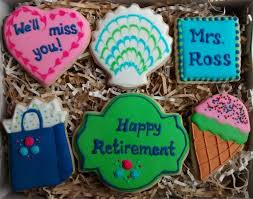 10 best retirement decorated cookies images on