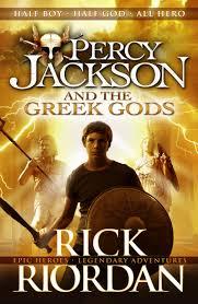 percy jackson and the greek gods by rick riordan penguin books
