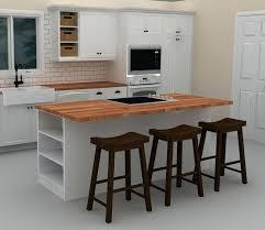 ikea groland kitchen island ikea kitchen island hack bloomingcactus me