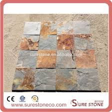 Decorative Stepping Stones Home Depot by Cheap Slate Flooring Tile Cheap Slate Flooring Tile Suppliers And