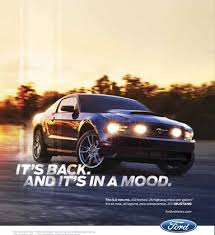 ford mustang ad pin by maclin ford on 50 years of the stang ford