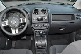 Jeep Interior Parts First Drive 2012 Jeep Compass Hooniverse