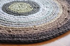 Modern Circular Rugs Awesome Area Rugs The Home Depot Regarding Circle Rug