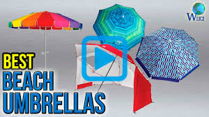 Cheap Beach Umbrella Target by Top 6 Beach Umbrellas Of 2017 Review