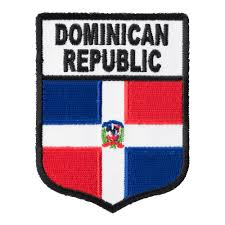 Military Flag Patch Latin American Patches Embroidered Patches For Latin American