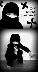 sewing pattern ninja costume diy no sew ninja costume tutorial andrea s notebook